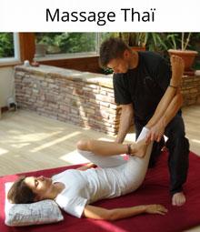 Massage Nantes Thai