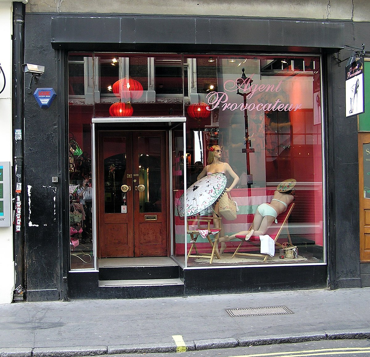 Sto London Sex Shops Agent Provocateur