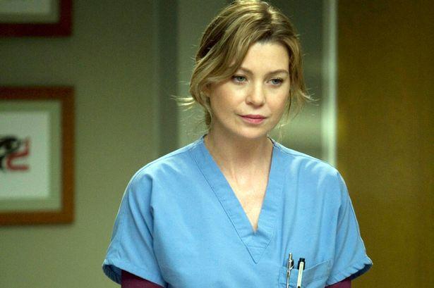 When I First Grey Starting Meredith S Washington