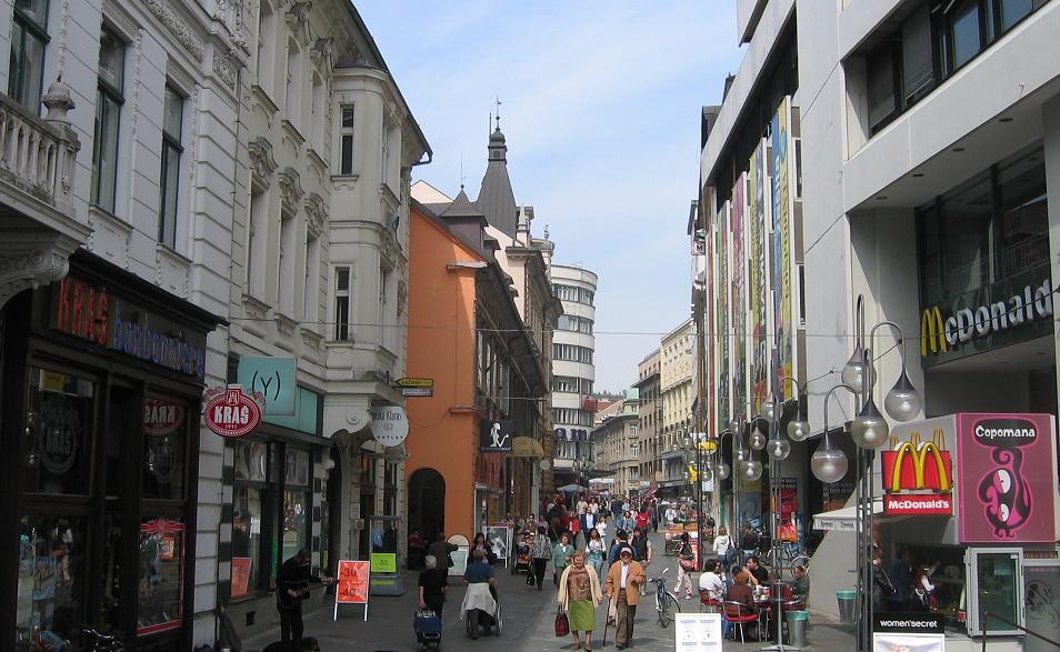 Ljubljana Slovenia Shops In Sex
