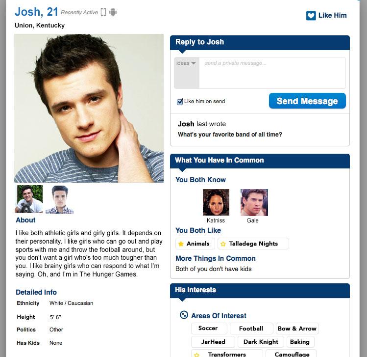 Hapolania Man Dating Profile Perfect