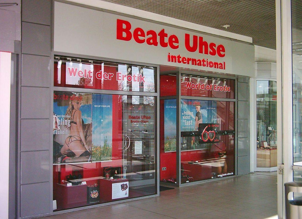 Beate Uhse Frankfurt Sex Shops