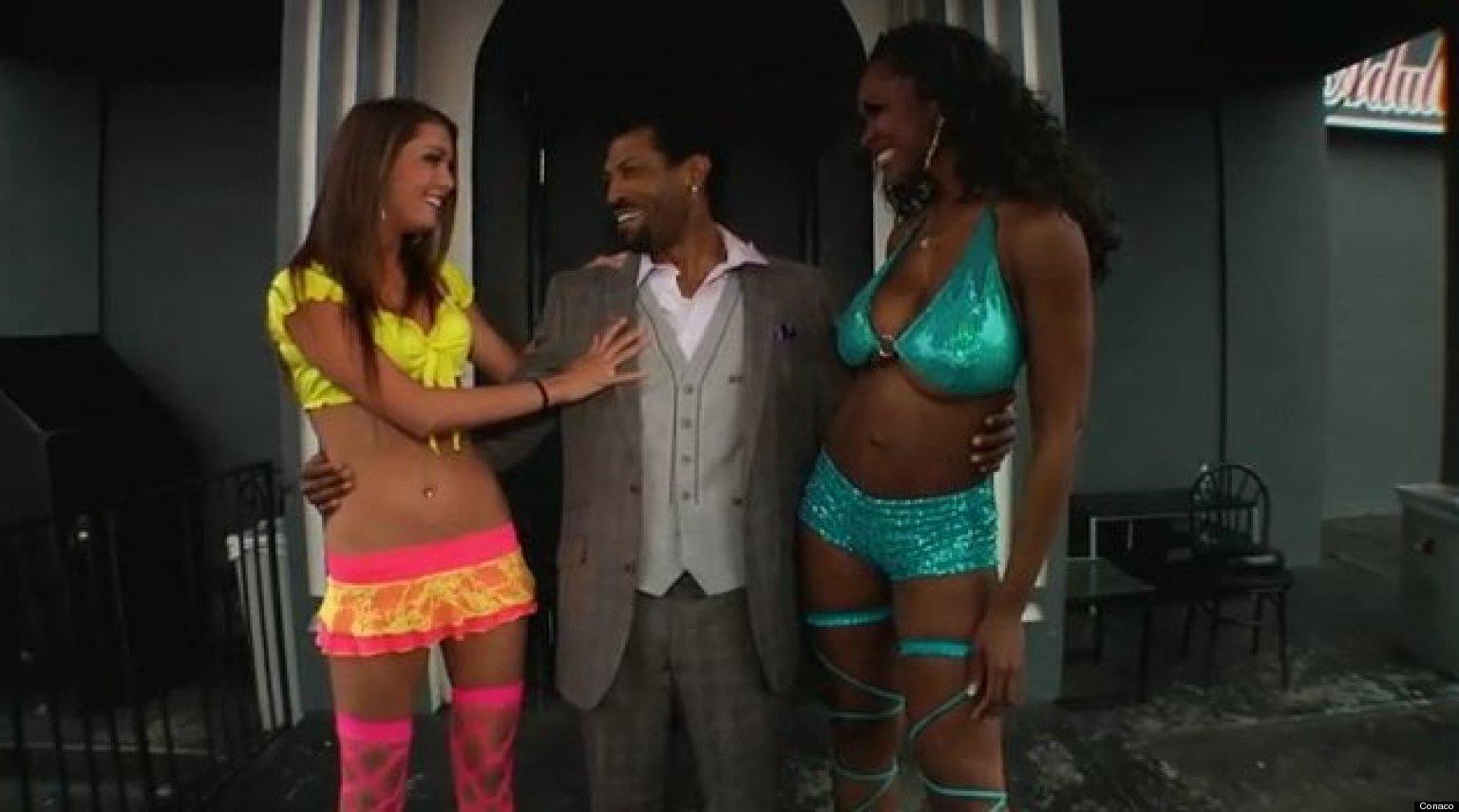 Atlanta In Strip Club