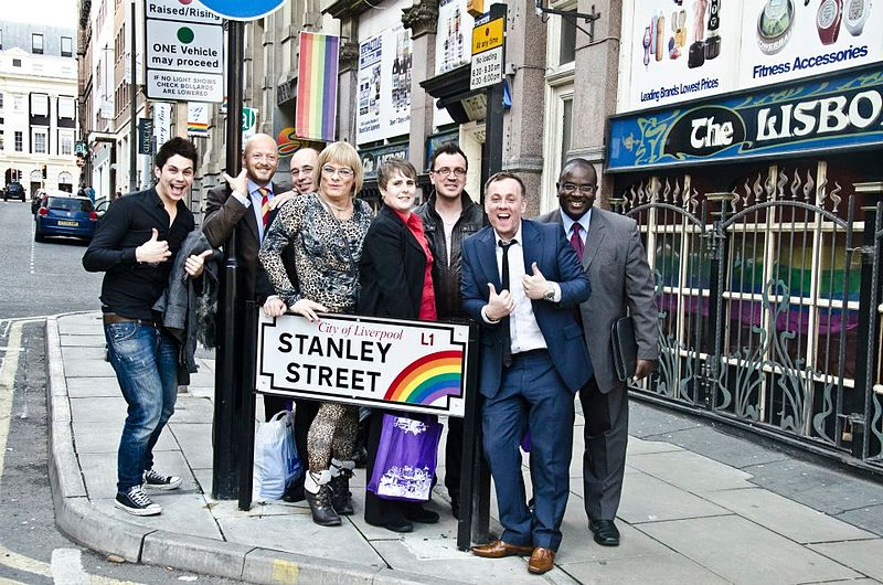 Curzon Club Liverpool Gay