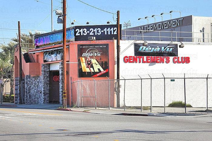 Los Angeles Girls Club Crazy Strip