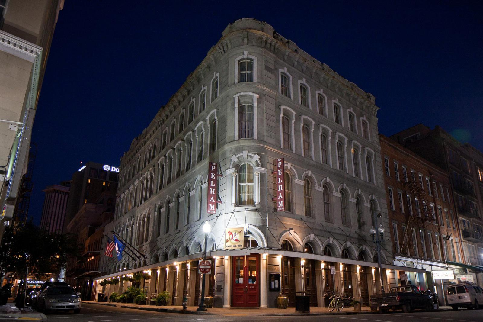 Love Hotels In New Orleans