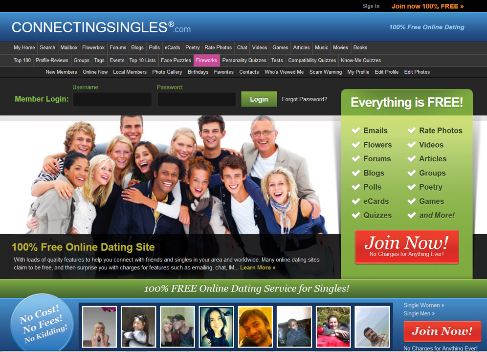 Listing Site Connect Dating