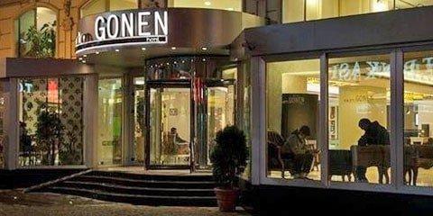 Cafe Gay Rocinante Bar Istanbul
