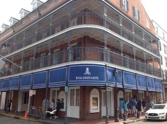 Novio New Orleans Hotels In Love