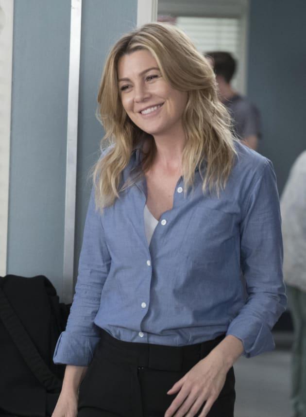 Yeah I Starting S Meredith Grey When Washington First