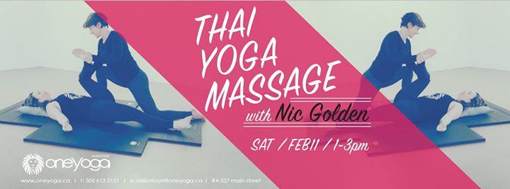 Giselle Thai Massage Saskatoon