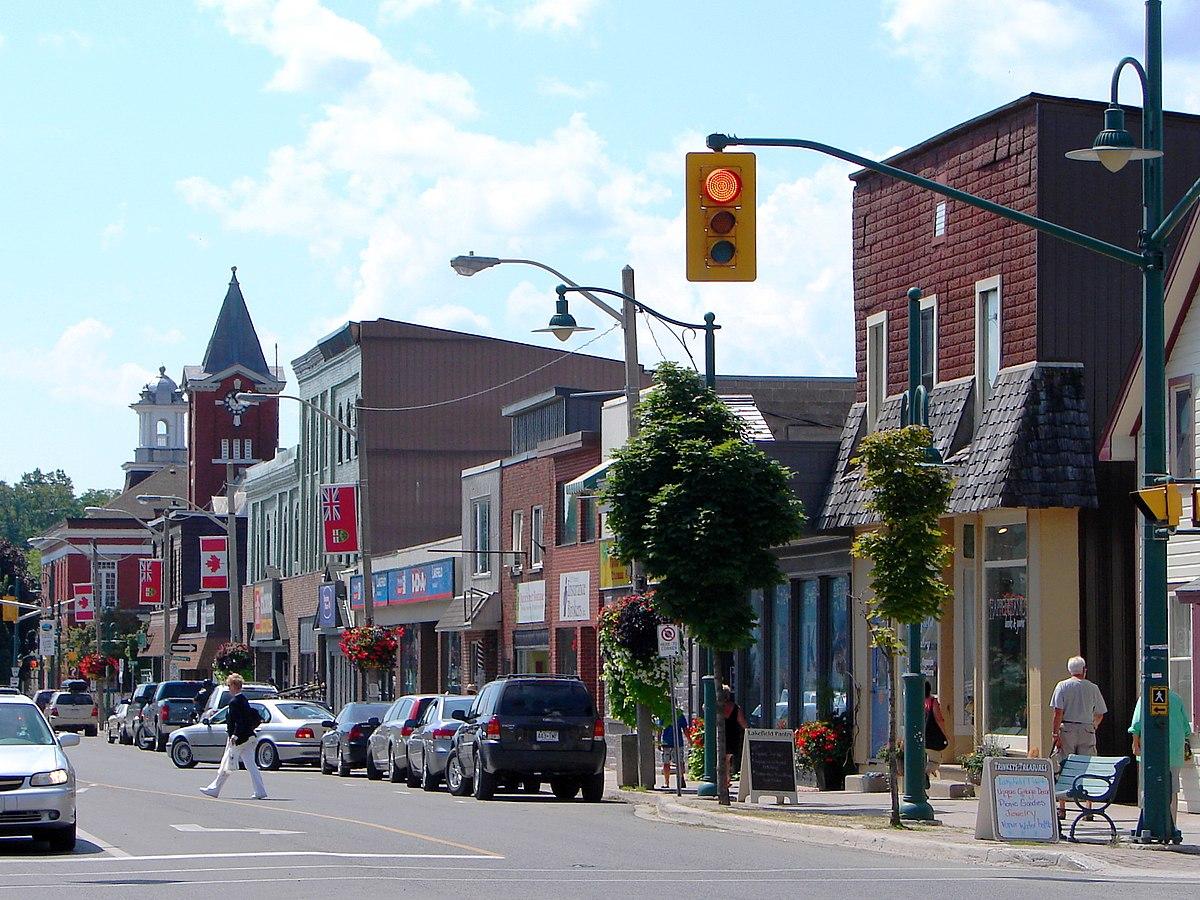 Downtown Canadian Region Dating York