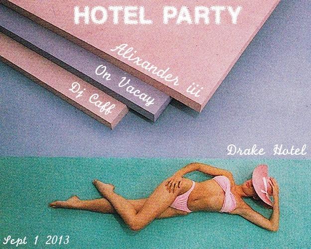 Dundas Bathurst Girl Party Dating Hotel