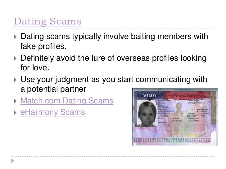 Timely Scams Dating Overseas