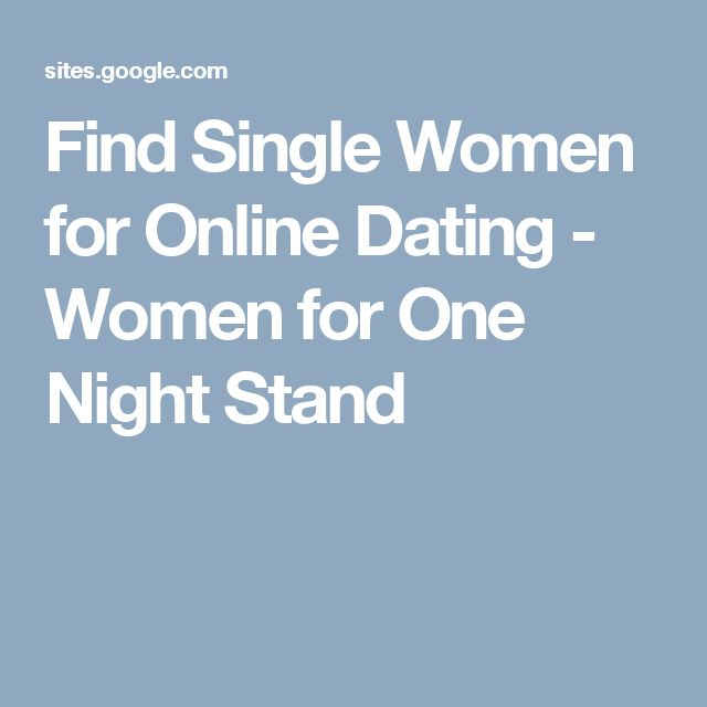 Nuevo In Local Dating One-night Woodbridge Stand