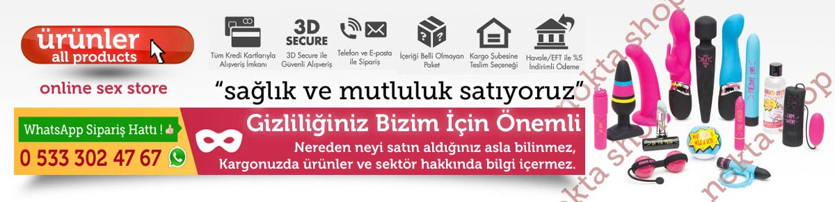 Shops Shop Istanbul Avclar Sex