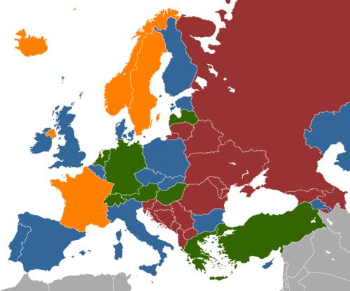 Brothels In Europe