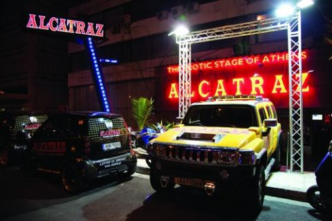 Burlington Spain Strip Club Alcatraz