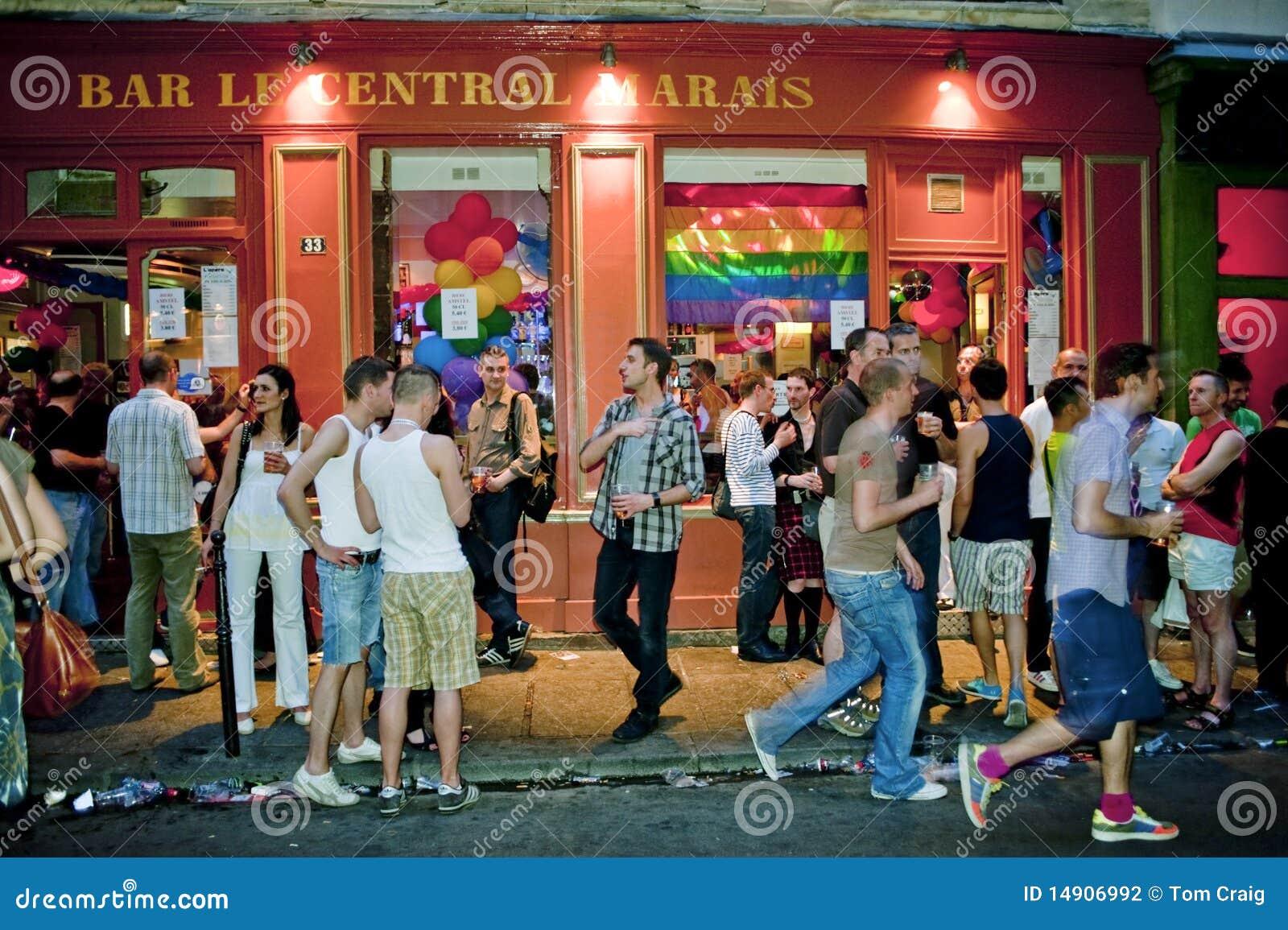 In Gay France Club