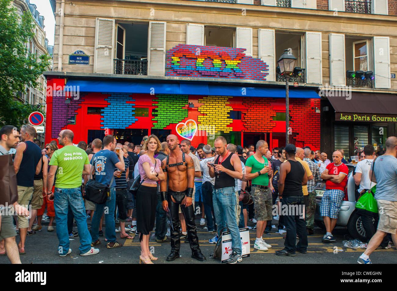 Gay Club In France