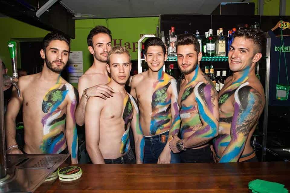 Gay Club In Madrid Spain