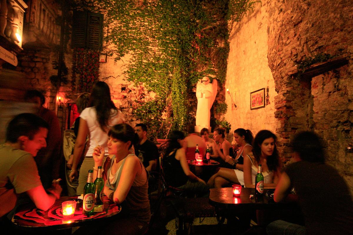 Split Croatia Club In Gay