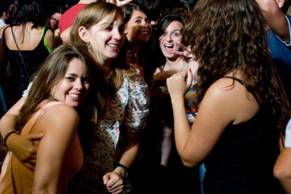 In Lisbon In Girls Club Portugal Night