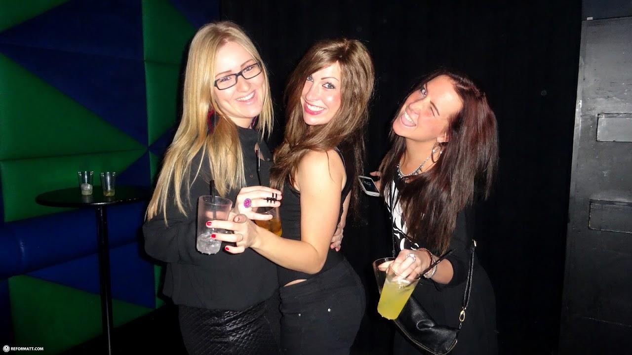 In Club Girls Netherlands Rotterdam Night In