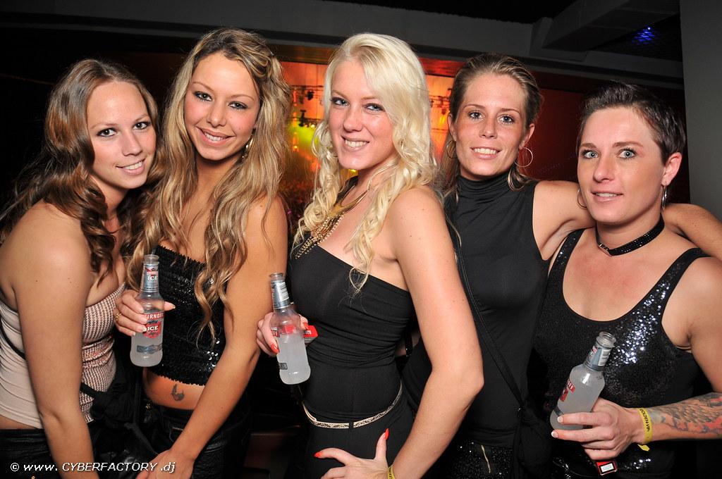 Possibly In In Club Rotterdam Netherlands Girls Night