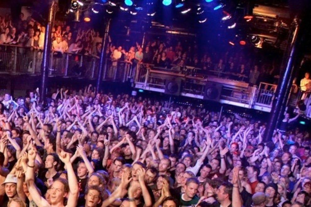 Sia Netherlands Club In Rotterdam In Girls Night