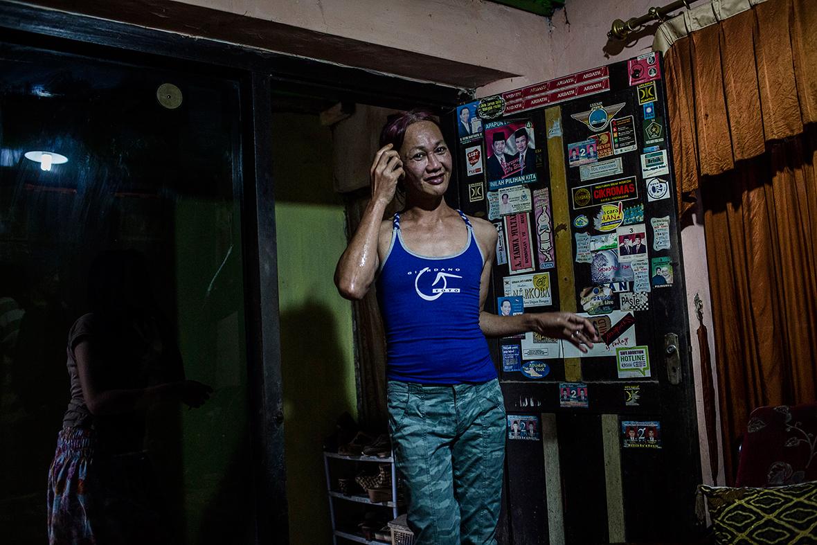 Indonesia Meet Transgender