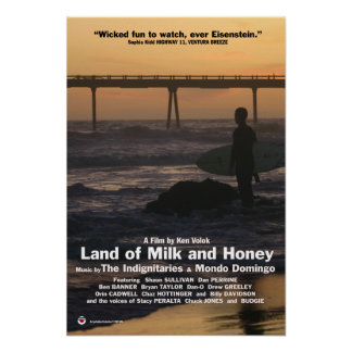 Of Milk Honey Land