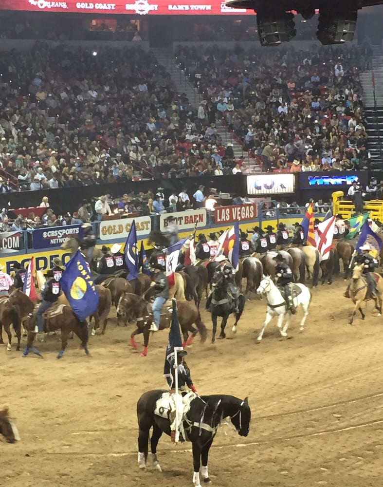 Ozerki Thestrip Nationalfinalsrodeo Nfr Lv Lasvegas