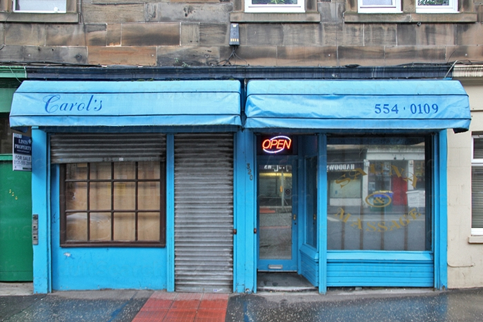 Edinburgh Uk Parlors In Massage