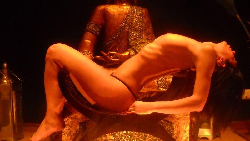 Tantric Barcelona Parlors Ivett Massage