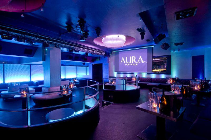 London Mayfair Strip Club