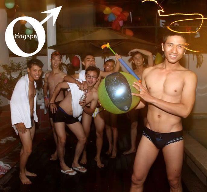 Chi Mecca City Minh Gay Lounge Club Ho