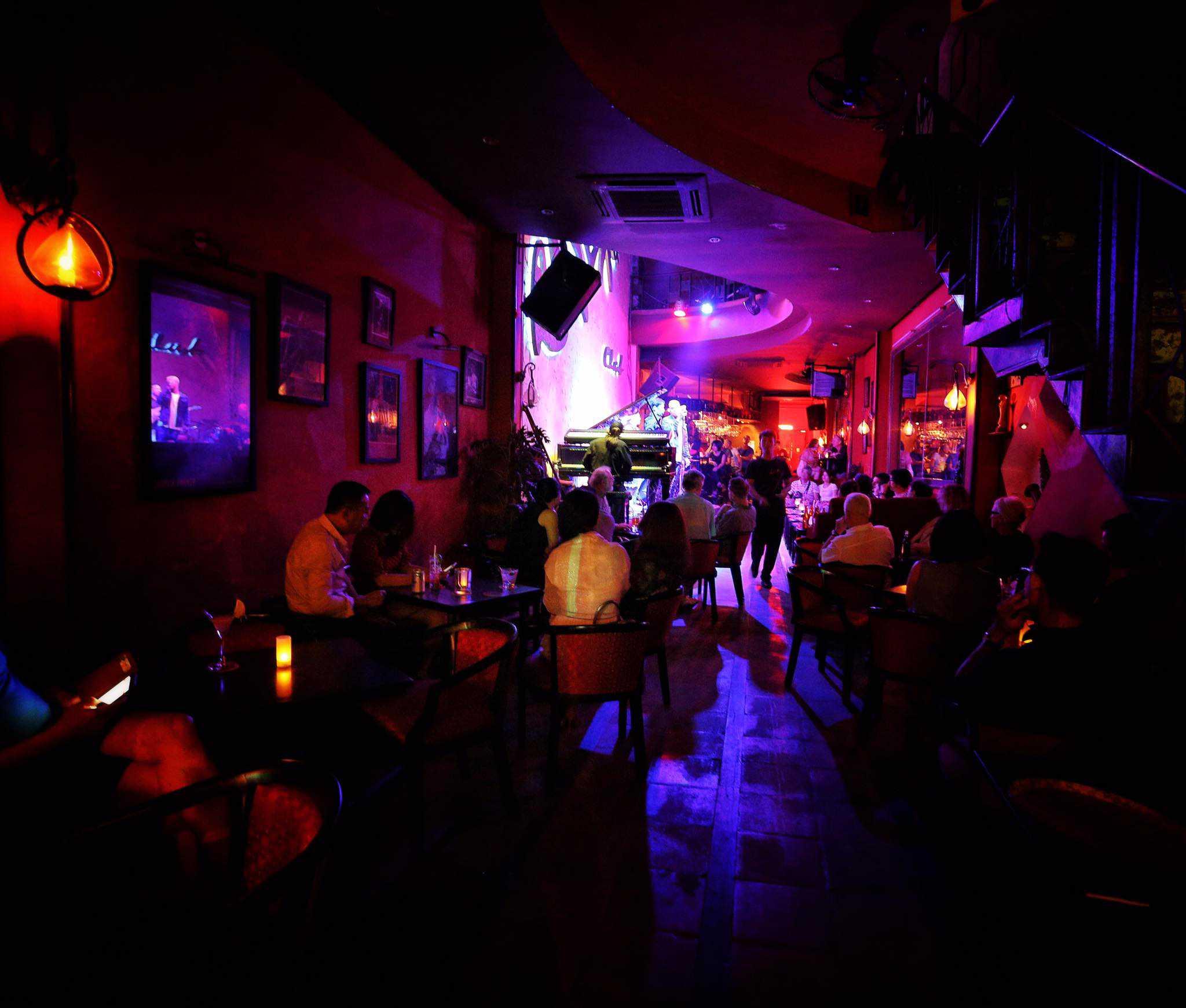 Chi City Minh Gay Lounge Ho Mecca Club