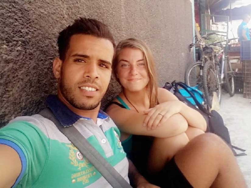 Morocco Girl Seeking Man