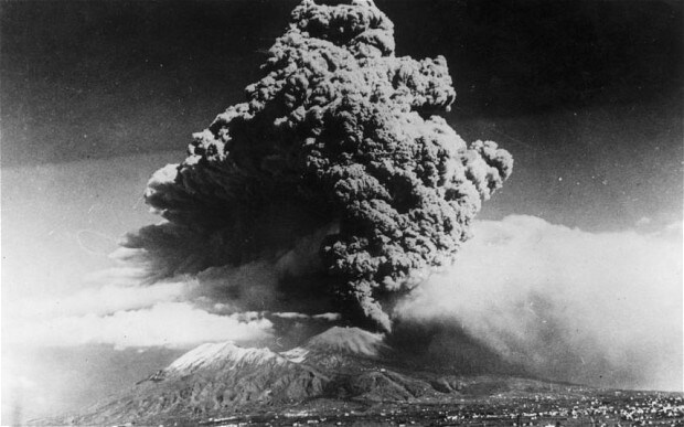 Raddison To Again Today Erupt Vesuvius Were Mount