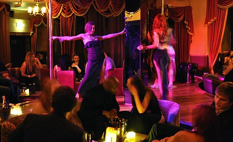 Theater Madrid Strip Club Oz