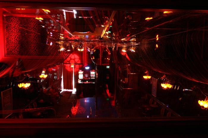 Salle Francisco Strip Roaring 20s Club San