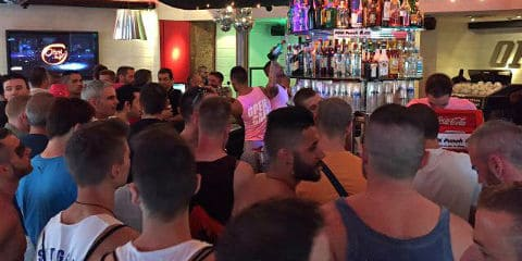About Bar Istanbul Gay Rocinante Cafe