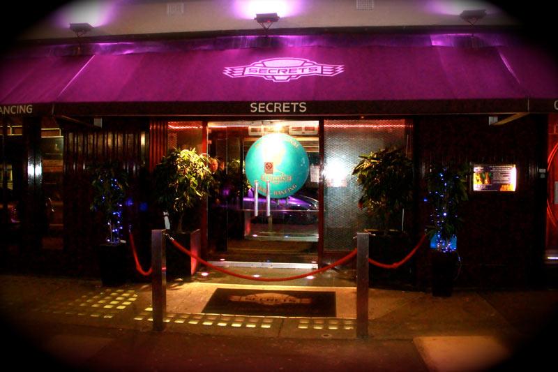 Secrets 3 Euston London Strip Club