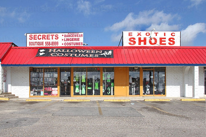 Secrets Boutique Fairfield Sex Shops