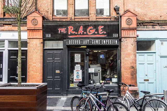 Stall Dublin Sex Shops Shop