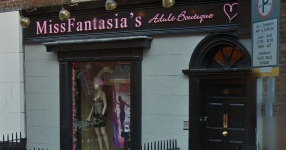 Sex Shop Dublin Shops
