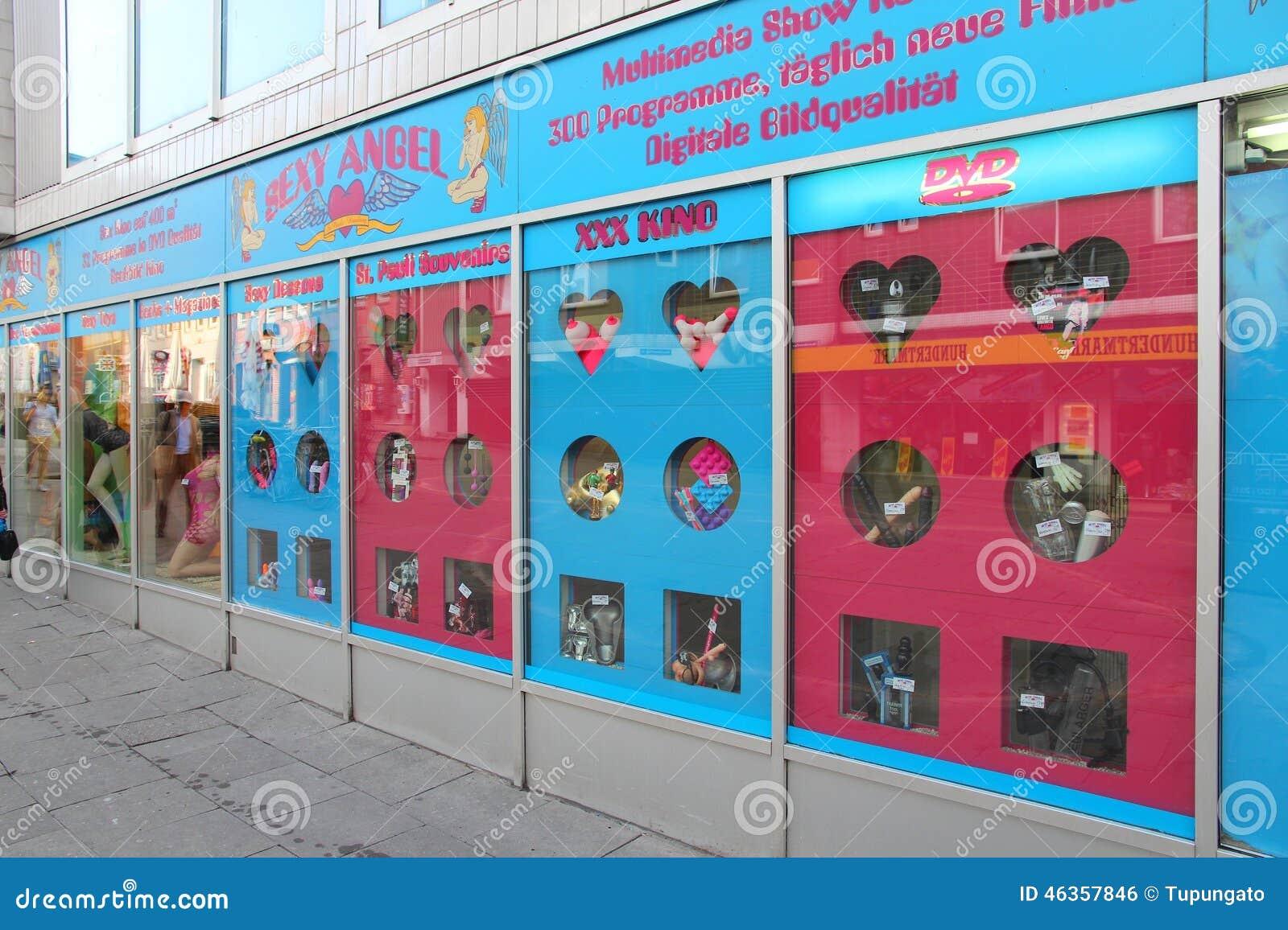 Germany Sex Hamburg Shops In