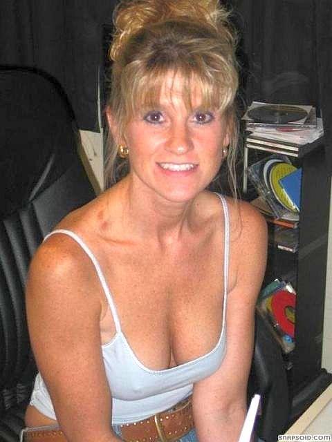 Seeking Man Woman Blonde Single Slim