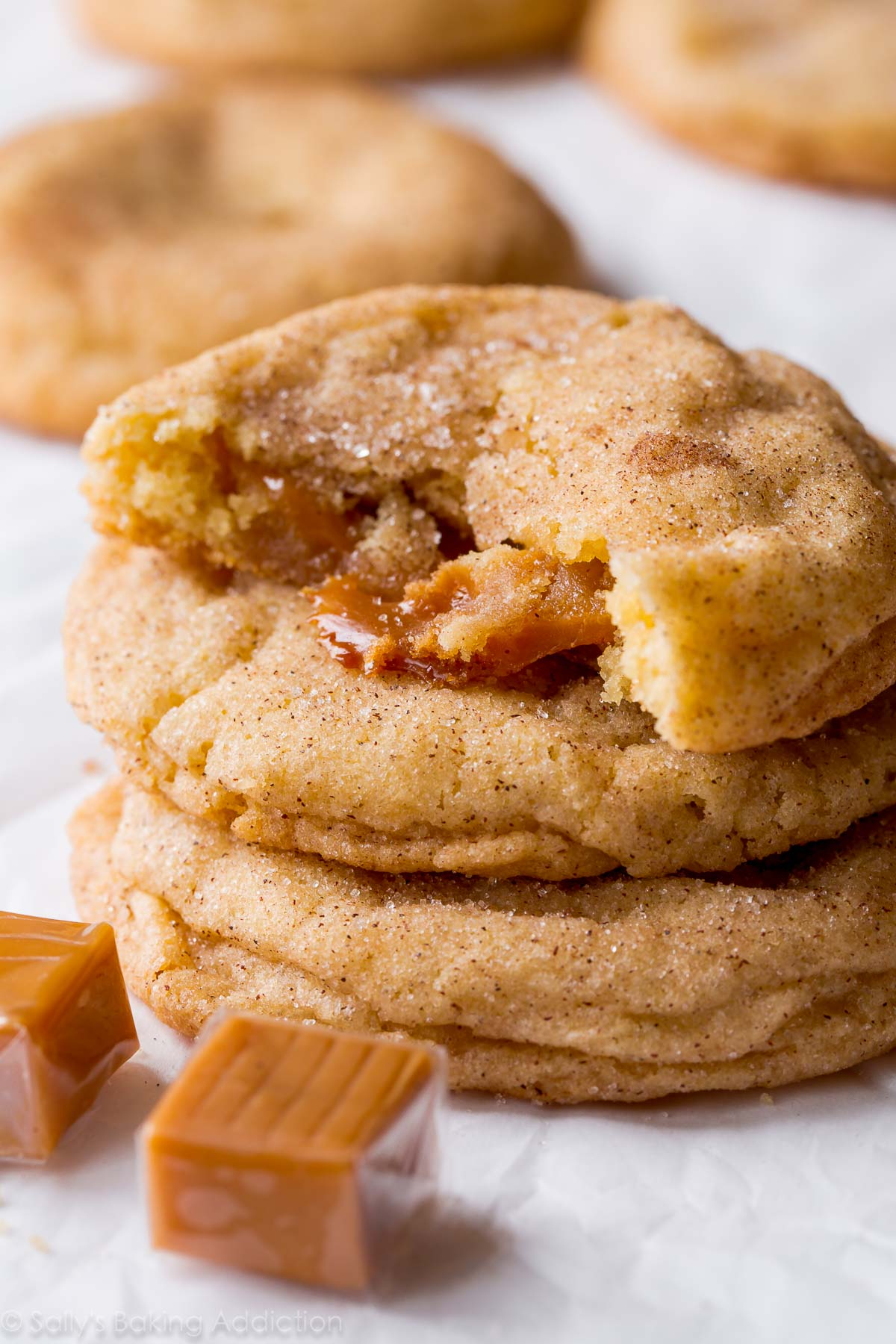 Looking Forward It Myself To Snickerdoodle